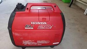 Honda eu20i generator Paradise Point Gold Coast North Preview