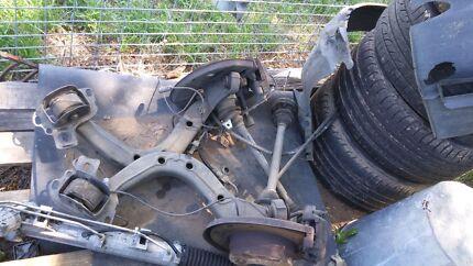 Bmw e36 coupe parts