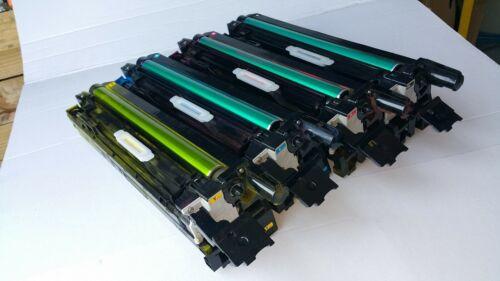 DRUM & DEVELOPER SHARP MX-2600N MX-3100N IMAGING UNIT YELLOW MAGENTA CYAN BLACK