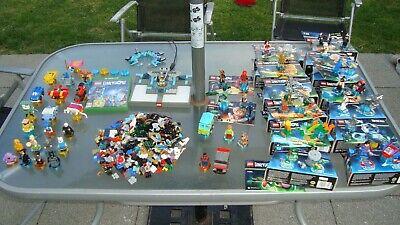 Lego Dimensions Bundle Xbox One Ghostbusters a team super man jurassic world etc