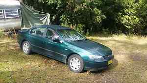 2003 Ford Falcon XT Mooral Creek Greater Taree Area Preview