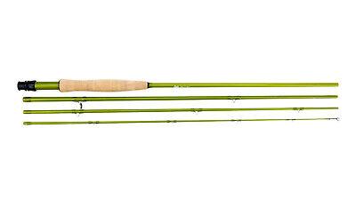 Epic 580 Standard Fly Fishing Rod - FastGlass 2  - Green - Brand New - Leland  Fly Fishing Steel Rod