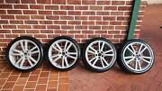 """VW 18"""" Alloy Mags for Golf Jetta Passat Berkeley Vale Wyong Area Preview"""