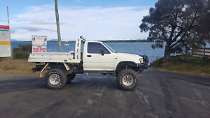 TOUGH HILUX WITH ALL THE GOODS Sorell Sorell Area Preview