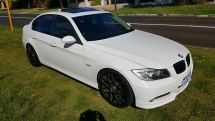 2007 E90 BMW 320i