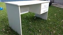 White 2 draw desk Burleigh Waters Gold Coast South Preview