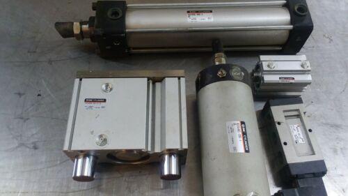 SMC Pneumatic cylinders / controls - 1 LOT
