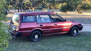 1990 Toyota Corolla 4x4 full time 4wd wagon Sorell Sorell Area Preview