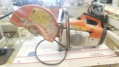 Stihl Ts400 14 Inch Concrete Cut Off Demolition Saw As-is For Repair
