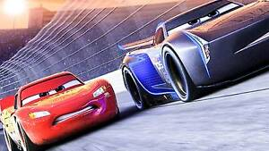CARS 3 3D & 2D FOUR PERSON MOVIE PASS Scarborough Stirling Area Preview