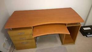 Desk and chair Merrimac Gold Coast City Preview