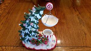 Yankee candle christmas tart warmer