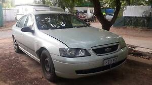 2003 Ford Falcon Sedan Kununurra East Kimberley Area Preview