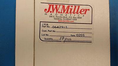 2 Pcs 06429-1 Jw Miller Rf Inductor Axial Lead Obsolete