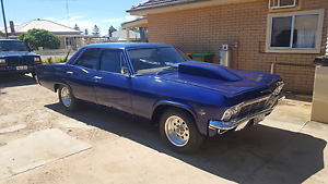 1965 chevy belair RHD fisher body 383 Gawler Gawler Area Preview
