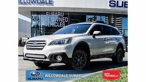 2015 Subaru Outback 3.6R Limited | LIFT KIT | NAVI | NO ACCIDENT
