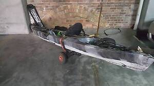 Great 3.8m kayak with heaps of extras. The complete package. Newcastle Newcastle Area Preview