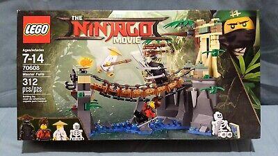 LEGO Ninjago 70608 - Master Falls - 312 Pcs - New. Sealed. Retired.