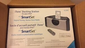 iTone Docking Station for iPod—Brand New