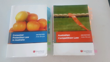 Law Uni Text Books Competition & Consumer Law