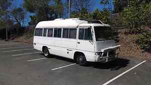 TOYOTA COASTER '77 MOTORHOME Beenleigh Logan Area Preview