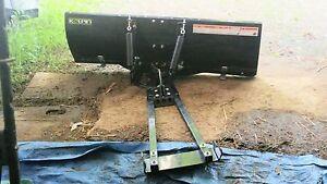 Plow for ATV