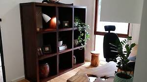 Solid Timber Bookshelf Bossley Park Fairfield Area Preview