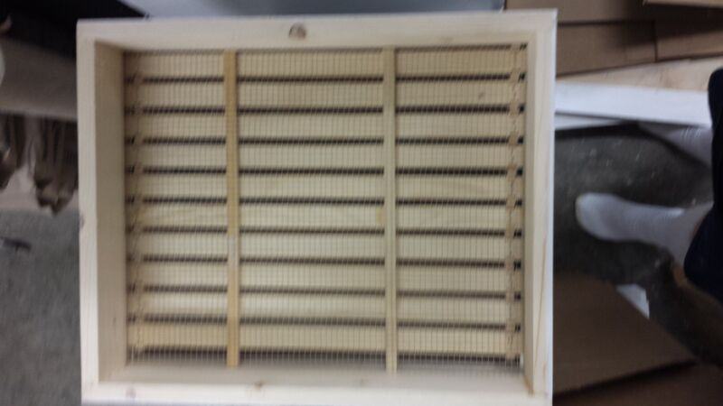 Winter Sugar Board/Candy Board for 10 frame Langstroth Hive