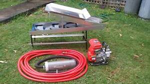 Colorado gold sluice box+Pump-Hoses-Fittings as new Ulladulla Shoalhaven Area Preview