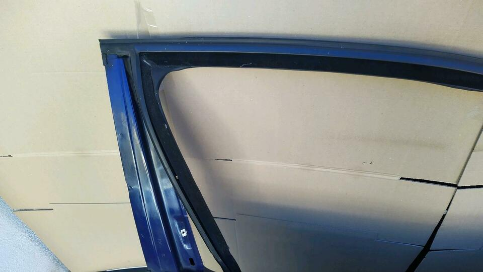 Tür VW Polo 9N Bj 2002 - 2009 Rechts Farbe LB5N in Saarland - Neunkirchen