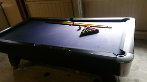 Used pool table. Need gone as relocating Manly Brisbane South East Preview