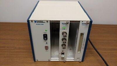 National Instruments Scxi-1600 16-bit Data Acquisition Module W Scxi-1000 1125