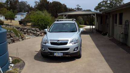 Holden captiva Forcett Sorell Area Preview