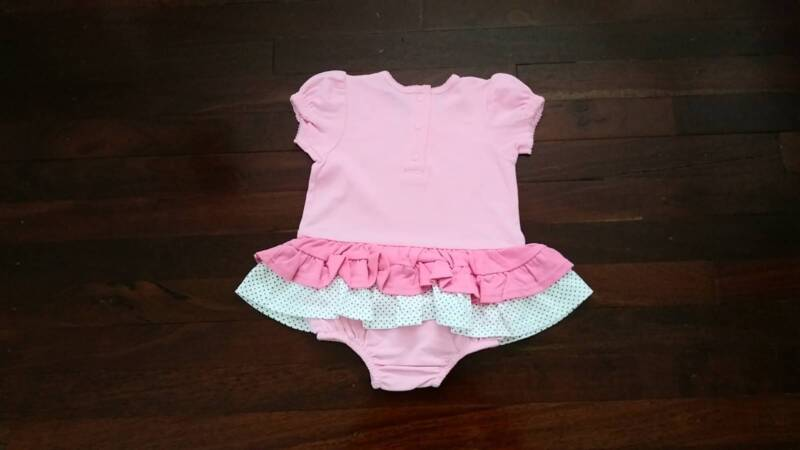 Peter Morrissey Size 1 Floral Romper Baby & Toddler Clothing