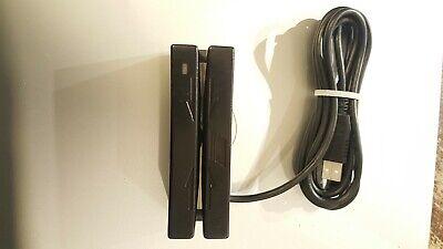 Credit Card Reader With Usb Magtek 21040110