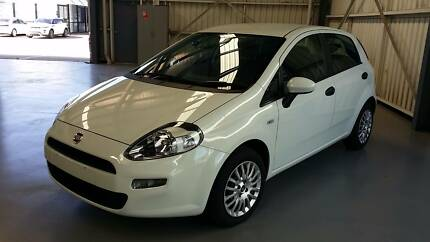 2014 Fiat Punto Hatchback Regency Park Port Adelaide Area Preview