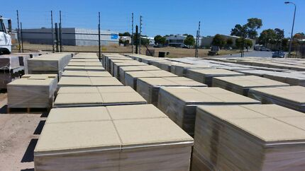 400x400x40 Cream Concrete Pavers In Stock Ready To Go!!