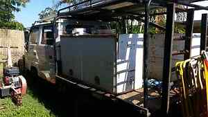 1997 toyota dyna Truck for sale! WITH TOOL BOXES! Kallangur Pine Rivers Area Preview