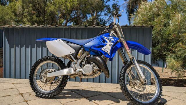 2011 Yamaha Yz 125 2 Stroke Motorcycles Gumtree Australia Joondalup Area Joondalup