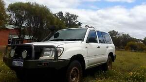 2004 Toyota LandCruiser Wagon 100 series Burswood Victoria Park Area Preview