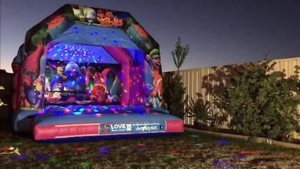 LOVE Bouncy Castles