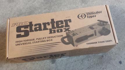 Rc nitro bump start box thunder tiger