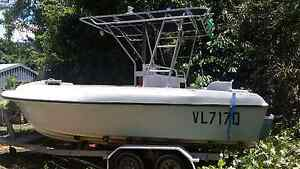 6 metre huntsman boat and trailer(no motor) Mission Beach Cassowary Coast Preview