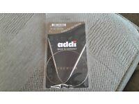 addi click needle points for addi click  5,0mm basic new freepost
