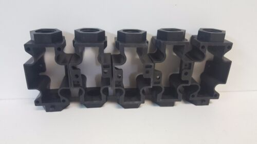 LOT OF (5) NEW! EATON VICKERS HYDRAULIC SOLENOID VALVE ELECTRICAL BOX