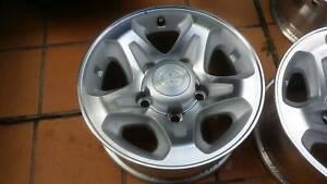 Toyota Landcruiser GXL Factory Alloy wheels (new)