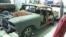 Chev 1958 4 door -rat rod , fisher body r/hd make an offer $$$$ Stoneville Mundaring Area Preview