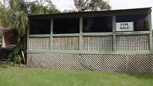 On Site Cabin at Whitesands Caravan Park, Murray Bridge Williamstown Barossa Area Preview