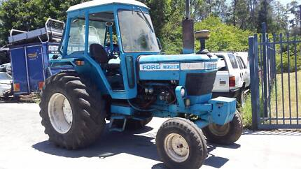 ford 7000 series