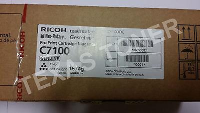 Ricoh Pro C7110 White Toner Cartridge 828342 Savin Lanier C7100 C7100s C7100sx